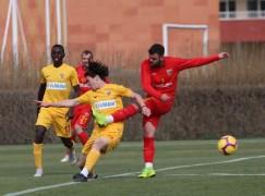İM. Kayserispor, U21 Takımı ile yaptığı hazırlık maçını 5-2 kazandı