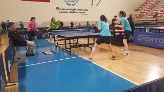 Masa Tenisi Gençler Türkiye Şampiyonası'na Kayseri Damgası