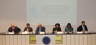 ERÜ'de Özel Hukukun Güncel Meseleleri Konulu Sempozyum Düzenlendi