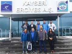 Erciyes Yüksek İrtifa Kamplarına ilgi artıyor