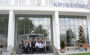 Gazbir-Gazmer Türkiye İç Tesisat Komisyonu Kayseri'de Buluştu