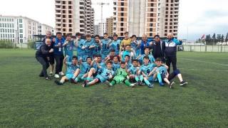 Kayseri OSB Atletikspor U15 takımı Gaziantep Grubuna düştü