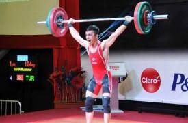 Kayserili sporcular Avrupa Şampiyonasında
