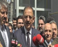 """Mehmet Özhaseki: """"Seçimin kazanılıp kaybedilmesi sadece adayla olan bir iş değil"""""""