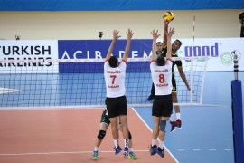 Voleybol 1. Lig Erkekler: Akkuş Belediyespor: 2 – Alanya Belediyespor: 3