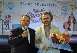 Başkan Yalçın Ramazan Sokağında