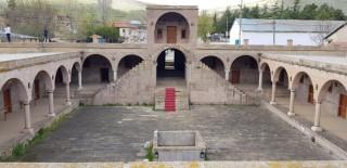 Develi'deki Osmanlı'ya ait tek eser Hamidiye Medresesi