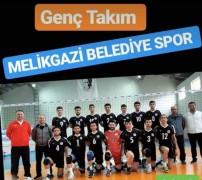 """Melikgazi Belediye Başkanı Dr. Mustafa Palancıoğlu, """"Melikgazi Belediyespor Genç Voleybol Takımı Türkiye finallerinde şehrimizi temsil edecek"""""""