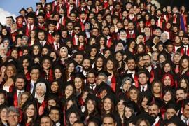 Başkan Büyükkılıç, Erciyes Üniversitesi Tıp Fakültesi'nin mezuniyet törenine katıldı