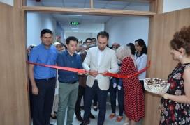 Bünyan Halk Eğitim Merkezi'nin Yıl Sonu Sergisi Açıldı