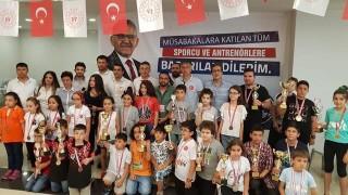 Erciyes Satranç Kupası Sona Erdi