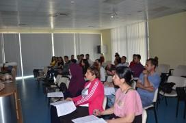 Gençlik ve Spor İl Müdürlüğü Personeli İlk Yardım Eğitimi Alıyor