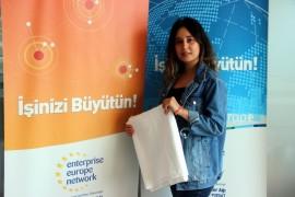 Kadın girişimci Erciyes Teknopark sayesinde Avrupa ülkelerine iplik ihraç ediyor