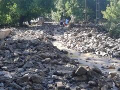Yahyalı'da en fazla yağış Süleyman Fakılı'ya düştü