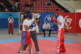 15 Temmuz Şehitleri Anma ve Erciyes Dostluk Kupası Başladı