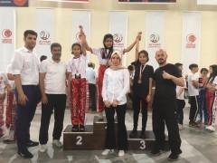 15 Temmuz Şehitlerini Anma Kick Boks müsabakaları tamamlandı