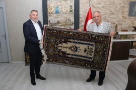 Boydak Holding'den Başkan Öztürk'e Ziyaret