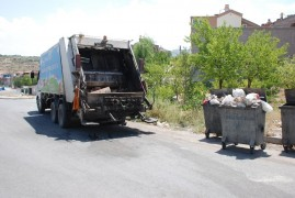 """Başkan Dr. Palancıoğlu: """"Sulu atıklar çöpe atılmamalı"""""""