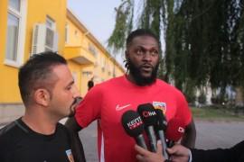 Kayserispor'da Galatasaray hazırlıkları devam ediyor
