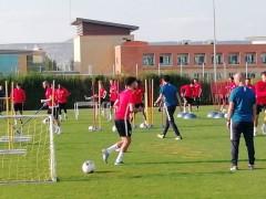 İ.M. Kayserispor, Denizlispor maçı çalışmalarını sürdürdü