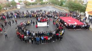 Lise Öğrencilerinden Mehmetçiğe Büyük Destek