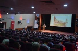 Türk Dünyası ve Hoca Ahmet Yesevi Konferansı'na büyük ilgi
