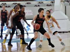 Basketbol EuroCup Women: Bellona Kayseri: 54 – CCC Polkowice: 69