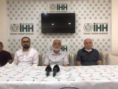 """Ahmet Taş: """"Sivil Toplum Örgütlerimiz Kurban Bayramı'nda dünyanın her yerinde mazlumları sevindirdi"""""""