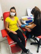 Kayseri OSB Teknik Koleji sağlık kontrolünden geçti